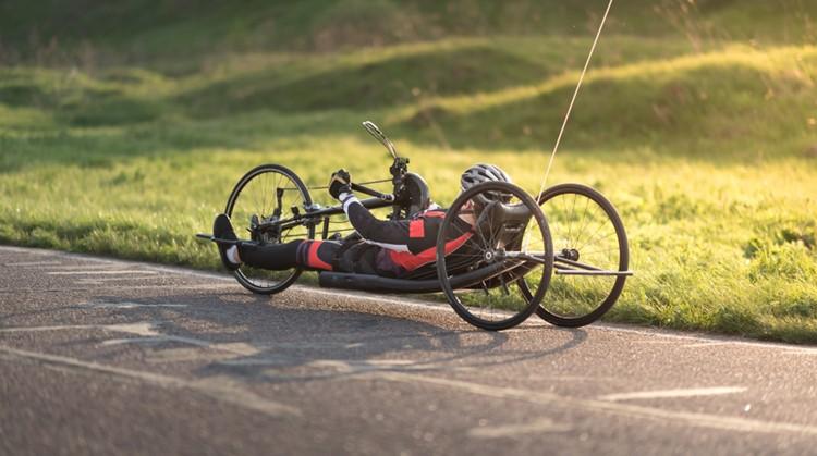 Sport van de week: Paracycling afbeelding nieuwsbericht