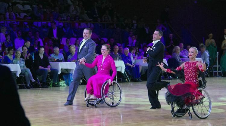 Doe de chachacha in je rolstoel! afbeelding nieuwsbericht