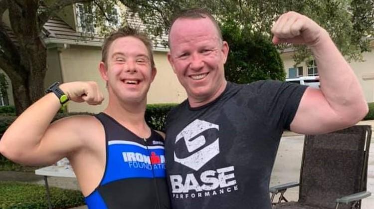 De droom van Chris: een Ironman finishen afbeelding nieuwsbericht