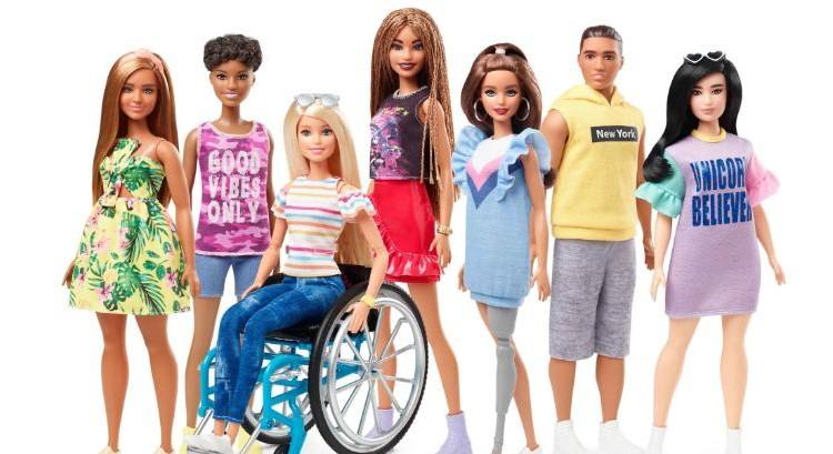 Barbie komt met poppen met een beperking afbeelding nieuwsbericht