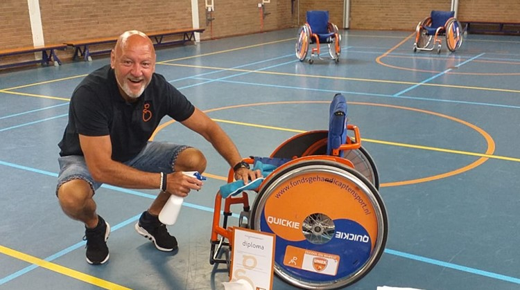 John geeft levensles met (S)Cool on Wheels afbeelding nieuwsbericht