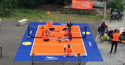 Met bijzonder WK maakt Nevobo mensen enthousiast voor zitvolleybal afbeelding nieuwsbericht