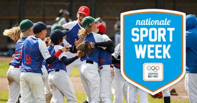 Spreekuur aangepast sporten in Nationale Sportweek afbeelding nieuwsbericht