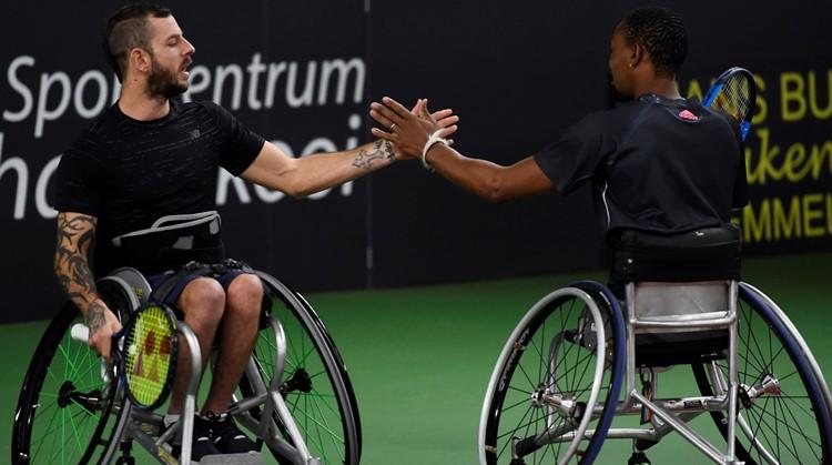 Probeer rolstoeltennis bij meer dan 100 clubs in Nederland afbeelding nieuwsbericht