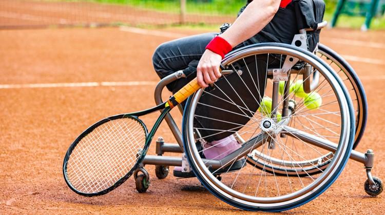 Begin deze zomer met rolstoeltennis afbeelding nieuwsbericht