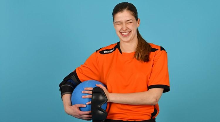 """""""Goalball is meer dan een balletje rollen"""" afbeelding nieuwsbericht"""
