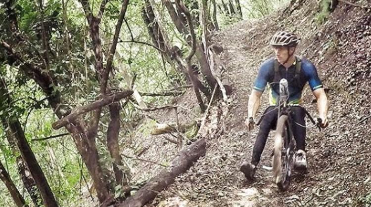 Kijk wat stoer: downhill met je handbike afbeelding nieuwsbericht