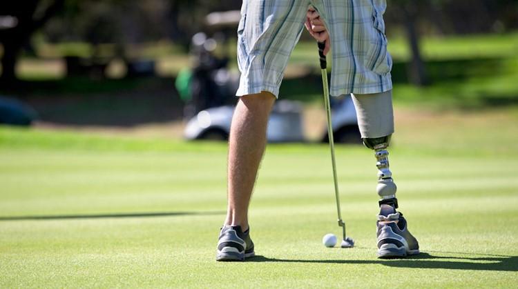 Golf met beperking kan op steeds meer banen afbeelding nieuwsbericht