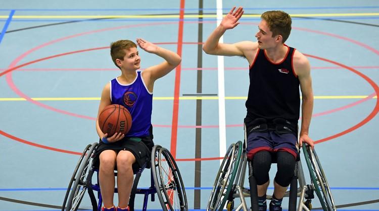 Welke sporten kun je met een beperking doen? afbeelding nieuwsbericht