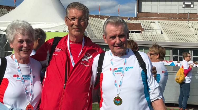Joop en Ineke zijn na Nationale Diabetes Challenge gewoon door gegaan met wandelen afbeelding nieuwsbericht