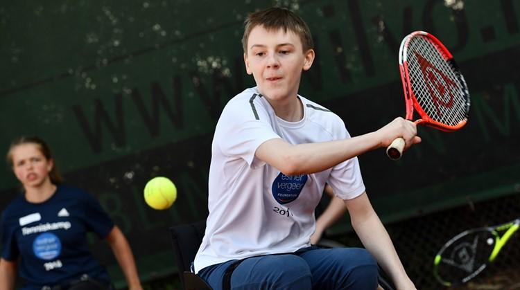 Corien had moeite met het vinden van een sport voor haar zoon afbeelding nieuwsbericht