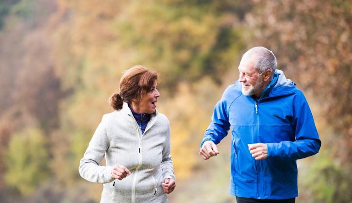 Echt! Het helpt om meer te gaan bewegen als je een chronische longaandoening hebt. afbeelding nieuwsbericht