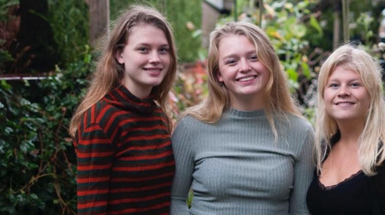 Deze zusjes worden blind en hebben één wens: op wereldreis afbeelding nieuwsbericht