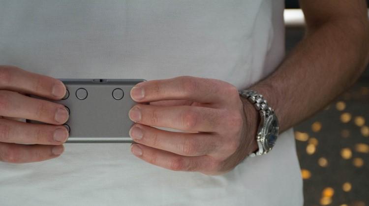 Nieuwe uitvinding: de braille smartphone afbeelding nieuwsbericht