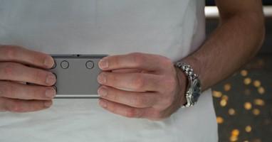 Afbeelding Nieuwe uitvinding: de braille smartphone