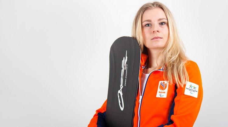 Na haar amputatie kon Lisa weer beter lopen én beter snowboarden afbeelding nieuwsbericht