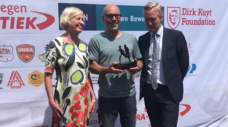 Coen Vuijk wint Joke van Rijswijkprijs afbeelding nieuwsbericht