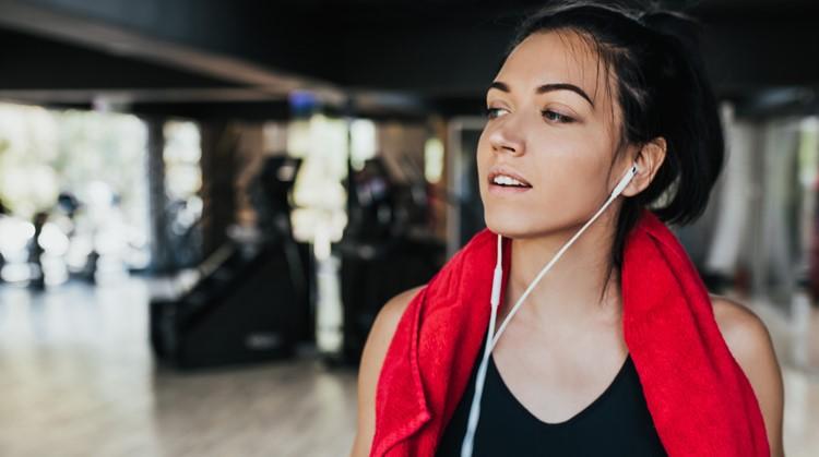 Met de juiste muziek wordt sporten makkelijker en leuker! afbeelding nieuwsbericht