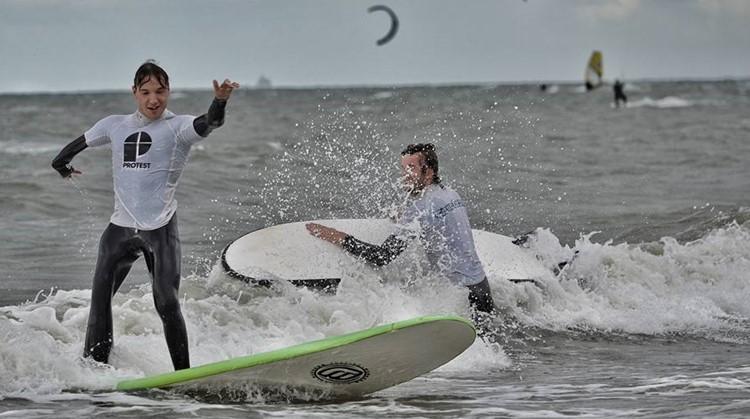 Surfvakantie voor mensen met een lichamelijke beperking afbeelding nieuwsbericht