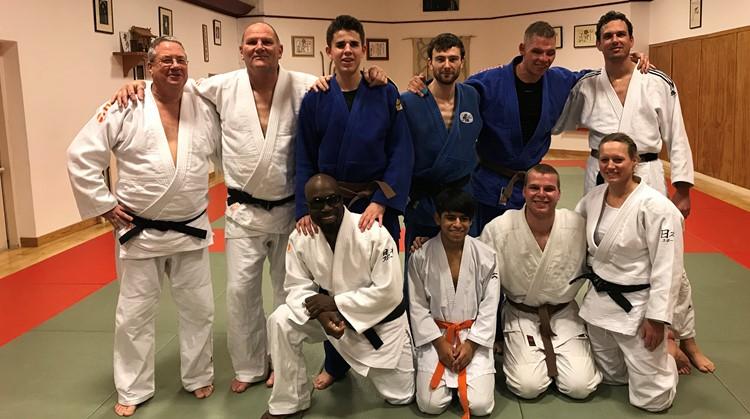 Blinde judoka's krijgen meer zelfvertrouwen afbeelding nieuwsbericht