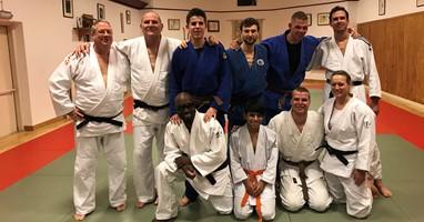 Afbeelding Blinde judoka's krijgen meer zelfvertrouwen