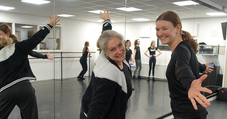 Speciale danslessen bij balletstudio Tamara afbeelding nieuwsbericht