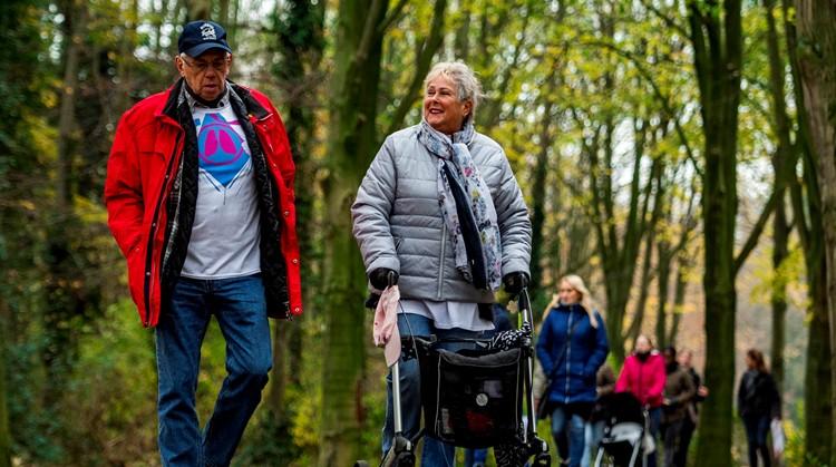 Brabant wandelt collectief tegen diabetes en COPD afbeelding nieuwsbericht