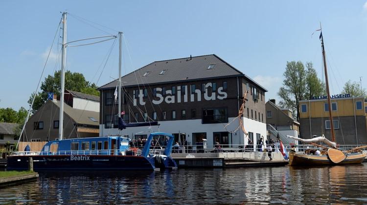 Win een weekendje weg naar It Sailhûs! afbeelding nieuwsbericht