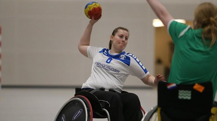 Maak kennis met rolstoelhandbal afbeelding nieuwsbericht