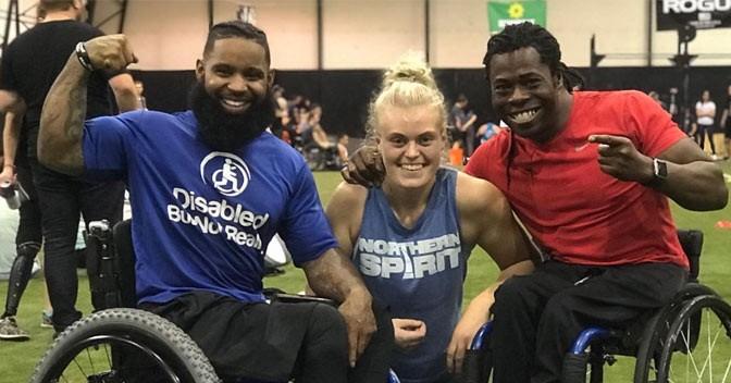 """Paralympisch basketballer: """"Mijn succes heeft de band met mijn vader hersteld"""" afbeelding nieuwsbericht"""