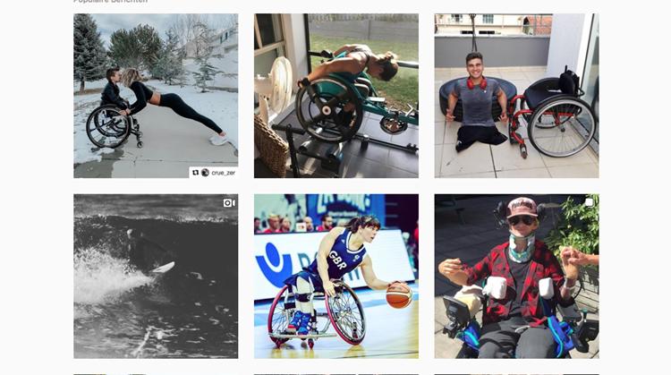 5 Instagram-helden die hun beperking niet wegstoppen afbeelding nieuwsbericht