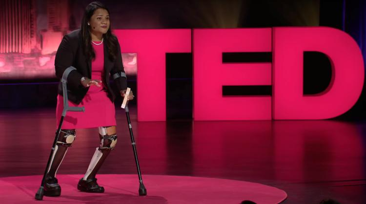 Inspirerende TED Talks over sport en beperking afbeelding nieuwsbericht