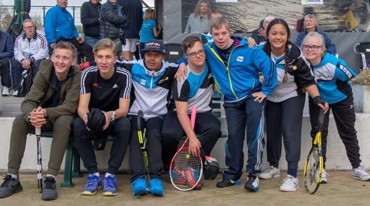 """""""G-tennissers mopperen nooit"""" afbeelding nieuwsbericht"""