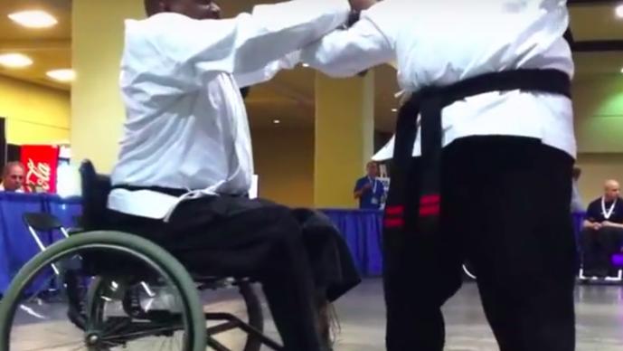Wees niet kwetsbaar in een rolstoel, maar word weerbaar afbeelding nieuwsbericht