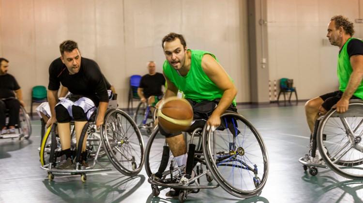 Iedereen kan scoren met rolstoelbasketbal! afbeelding nieuwsbericht