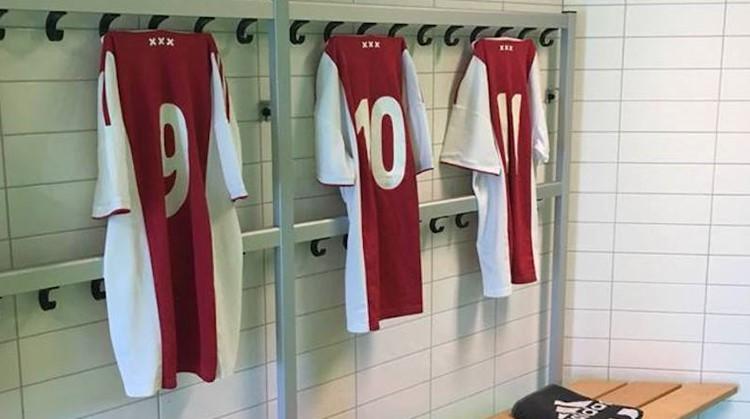Ajax Only Friends start met blindenvoetbal afbeelding nieuwsbericht