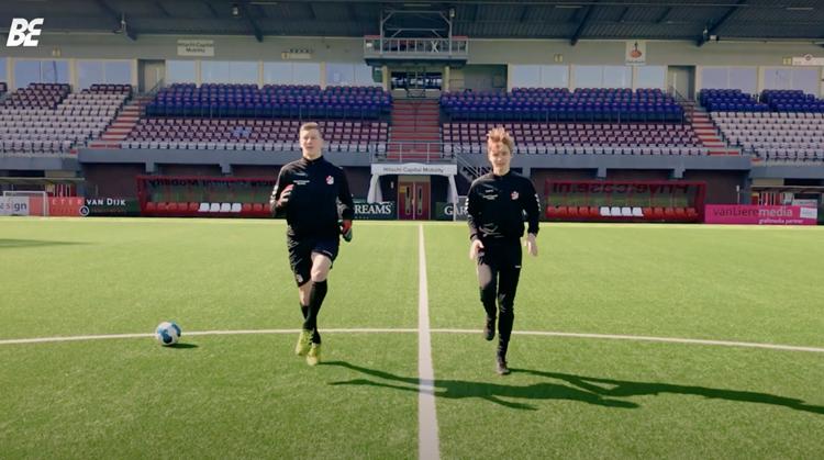 Fit met Bijzondere Eredivisie club FC Emmen afbeelding nieuwsbericht