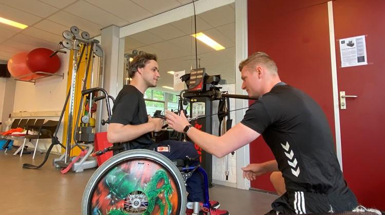 Word fitter, vrolijker en zelfstandiger met de School for Sport & Health afbeelding nieuwsbericht