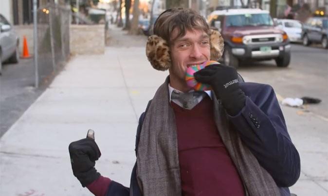 Zo moeilijk is het om in New York een bagel te krijgen als je in een rolstoel zit afbeelding nieuwsbericht