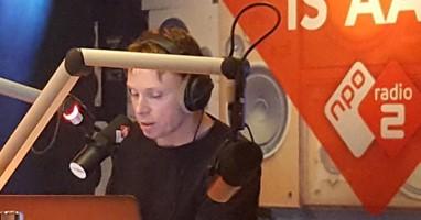 Afbeelding Matijn met CP is nieuwslezer bij Radio 2
