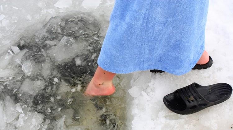 Ben jij klaar voor een ijskoude duik? afbeelding nieuwsbericht
