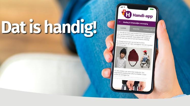 De Handi-app: tips voor ouders!  afbeelding nieuwsbericht