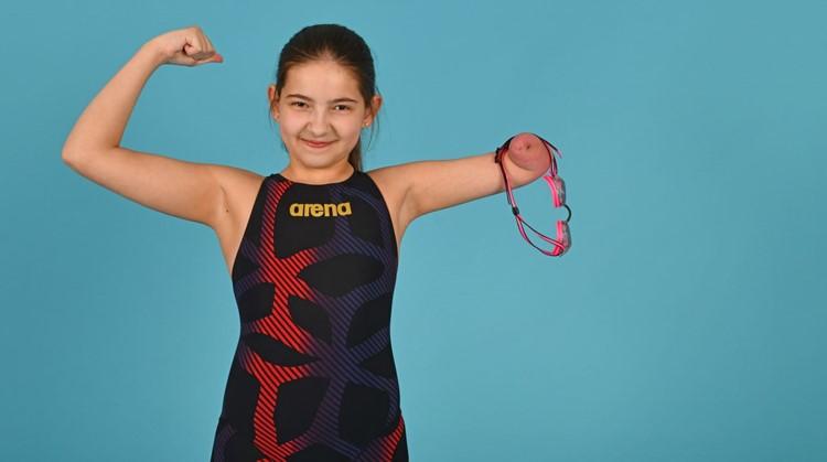Jenna (11) wil de snelste zijn afbeelding nieuwsbericht