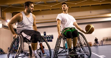 Afbeelding Sporten met spina bifida? Zo doe je dat!