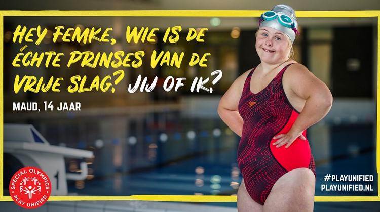 PlayUnified: 14 bijzondere sporters challengen de Nederlandse sporttop! afbeelding nieuwsbericht