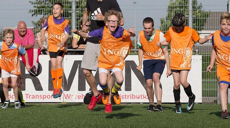 Doe mee aan de G-voetbaldag bij vv d' Olde Veste afbeelding nieuwsbericht