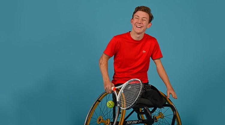 """Niels: """"Sport is het leukste wat er is!"""" afbeelding nieuwsbericht"""