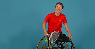 """Afbeelding Niels: """"Sport is het leukste wat er is!"""""""