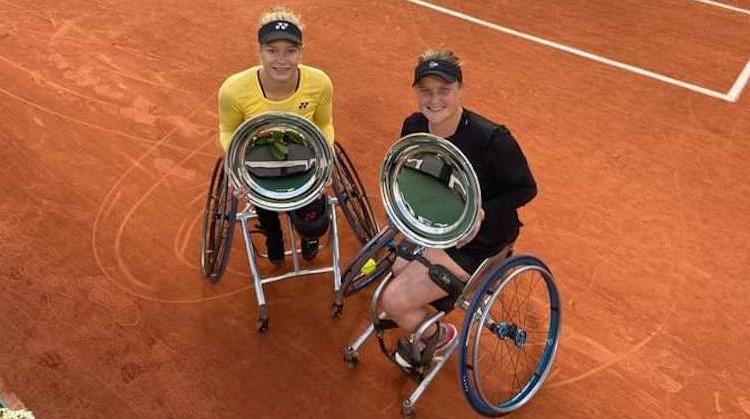 Ga net als Diede de Groot tennissen! afbeelding nieuwsbericht