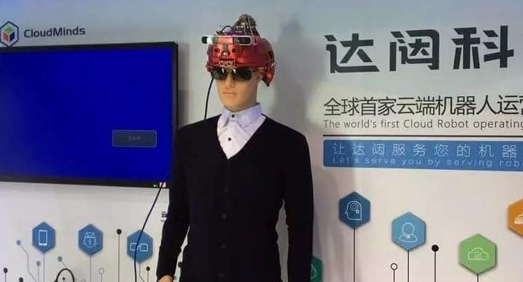 Deze helm helpt blinden alleen over straat afbeelding nieuwsbericht